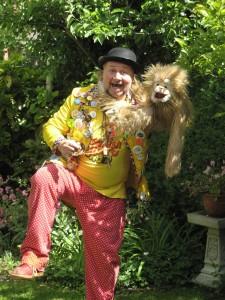 Mr T & Max May 2007